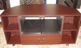 Retro TV/Hi Fi Storage unit