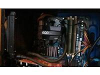 Motherboard bundle,fx 6350, Memory 16gb.