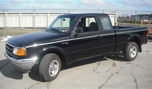 2002 Ford Ranger V6 3,0L , 2WD, EXT Cab, AUTO