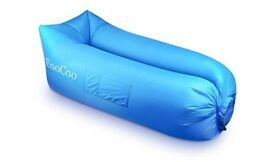 Inflatable sofa blow up