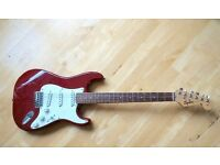 Squire 'Affinity' Strat for sale