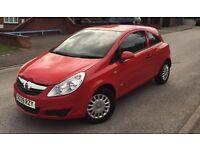 2009 Vauxhall Corsa 1.0 Liter Cat c Mot and Tax Cheap