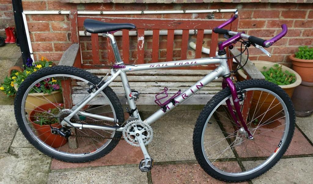 Marin Nail Trail 1993 mountain bike | in Bournemouth, Dorset | Gumtree