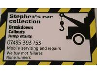 mobile mechanic and recovery services
