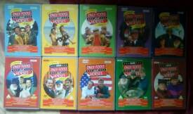 10 Only Fools And Horses DVD's