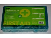 Large 36 Piece First Aid Kit Travel Holidays Baby Home Car Work etc....