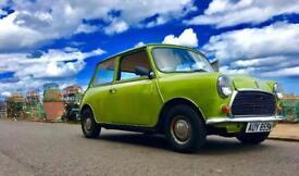 Classic mini 1980 super