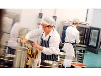 Full-time Production Chef (with Development Duties) - high quality food manufacturer, West Sussex