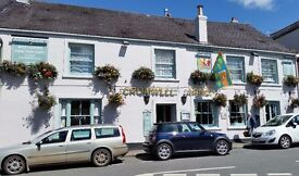 HEAD CHEF and COMMIS CHEF required for busy country pub in Devon