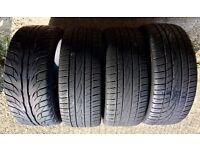 Tyres 205/40 ZR17 84W