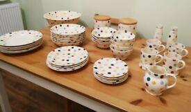 Emma Bridgewater Pre-owned Dining & Tableware set