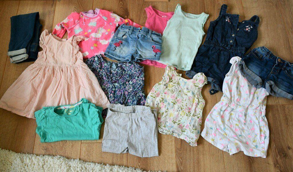 ecd982d5 12-18 months girls summer clothing bundle lot - Gap NEXT Etc | in St Ives,  Cambridgeshire | Gumtree