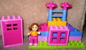 Mega Bloks – box of 'Mini Bloks' - £7