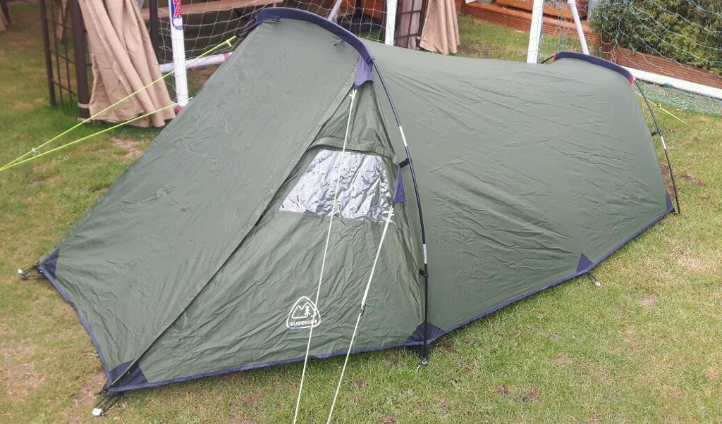 Eurohike backpacker tent - 2 person double skin. & Eurohike backpacker tent - 2 person double skin. | in Fareham ...