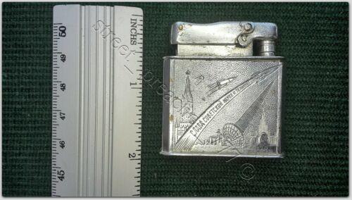 Gasoline Lighter Glory to Soviet Science and Technology Ogonek USSR rocket