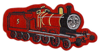Patch, Embroidered - Thomas' friend James