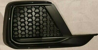 Nuevo! Audi A1 Tapa Rejilla Derecha Paragolpes Delantero 82A807682E