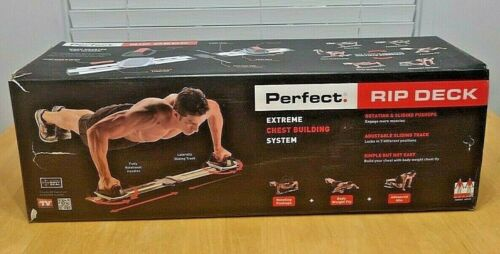 ✰🔥L👀K✨ Perfect Rip Deck Extreme Chest Building System in Original Box✰🔥✨
