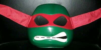 Teenage Mutant Ninja turtles Raphael plastic mask boy - Ninja Turtle Raphael Maske