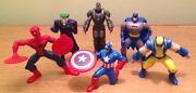 DC Action Figure Lot