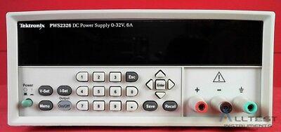 Tektronix Pws2326 Pws2000 Dc Power Supply 32 V 6a