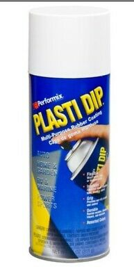 Plasti Dip Spray Multi-purpose Rubber Coating 11oz White 11207-6