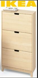 IKEA Large shoe cabinet STALL / shoe rack