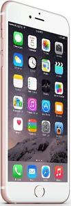 iPhone 6S 32 GB Rose-Gold Unlocked -- One month 100% guarantee on all functionality