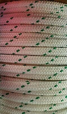 1 Double Braided Polyester Bull Rope 31000 Lbs Tensile Strength