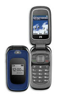 THE CELL SHOP Brand new Unlocked Z222 Flip phone