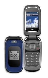 The Cell Shop has a ZTE Flip Phone Unlocked