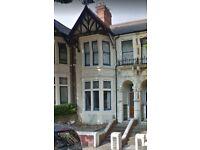 £1250 PCM 4 bedroom, Morlais Street, Roath, Cardiff, CF23 5HQ