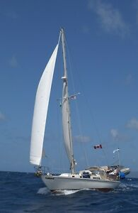 THIS SAILBOAT IS  LOCATED IN THE RIO DULCE GUATEMALA Sarnia Sarnia Area image 1