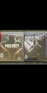 Call of Duty: Black Ops 1 + 2 - PlayStation 3