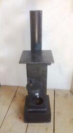 Small woodburning stove
