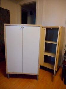 Ikea units (two) $25/unit OBO