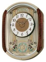 *BRAND NEW* Seiko Wall Clock Dancing Fairies Melodies In Motion QXM275BRH
