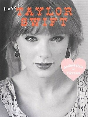 Love! TAYLOR SWIFT Photo Book Perfect style of TAYLOR 2013 JAPAN very good
