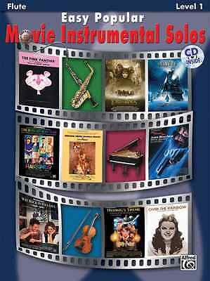 Movie Instrumental Solos Flute -