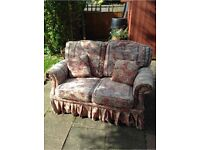Two seater sofa bed FREE