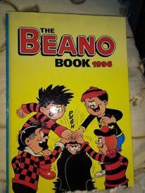 1996 Beano Annual