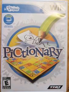 Pictionary pour la Wii