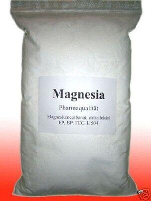 1000 g Magnesia Magnesiapulver Chalk