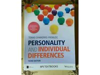 Personality & Individual Differences by Tomas Chamorro-Premuzic
