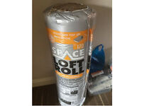 Loft insulation 170mm