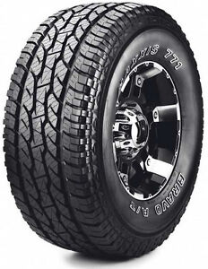 4WD ALLTERRAIN TYRE 265/75R16 MAXXIS AT-700 4X4 265 75 16. 10 ply rating