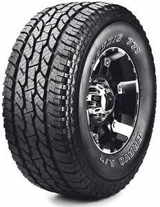 4WD ALLTERRAIN TYRE 285/65R17 MAXXIS AT-700 4X4 285 65 17