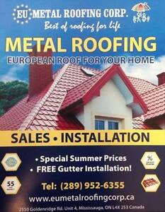 Metal roofing from Europe! London Ontario image 4