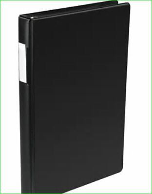 Qty 2 Wilson Jones 4 Ring Legal Binders With Label Holder - 8.5 X 14 175