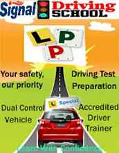 Signal Driving School First 2 lessons $40/hr Auto And Manual Brisbane Region Preview